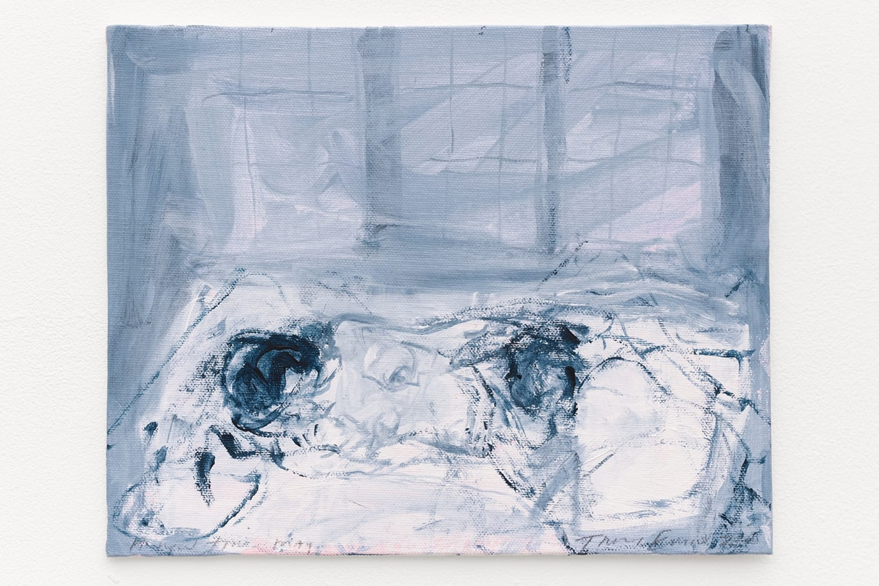 Tracey Emin, A Different Time, 2020