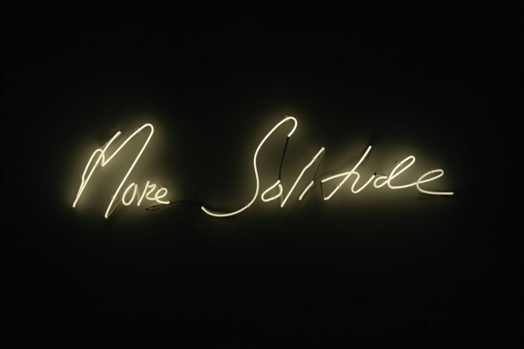 Tracey Emin More Solitude 2014