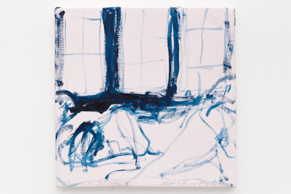 Tracey Emin Thriving On Solitude 2020