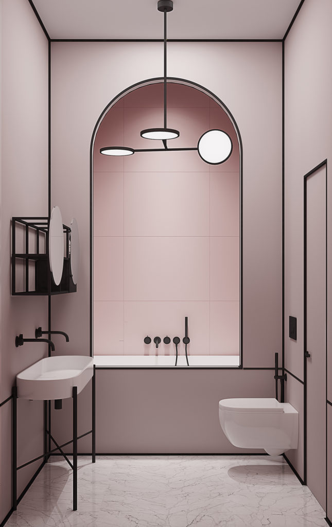 Crosby Studio bathroom
