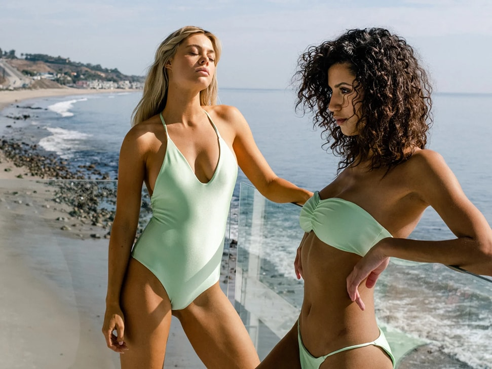 The 11 most covetable and sustainable swimwear brands to know Jade Swim