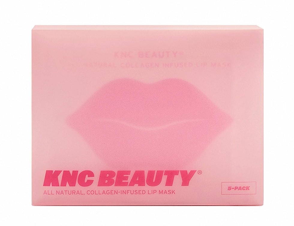 24 cult products created by female-founded black-owned beauty brands KNC BEAUTY Lip Mask 5 Pack