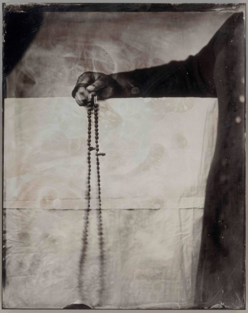 Powerful images by the late photographer Khadija Saye are being celebrated in a new London show