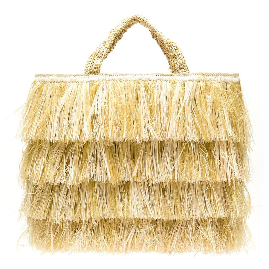 French-girl approved straw bags are this summer's chicest accessory