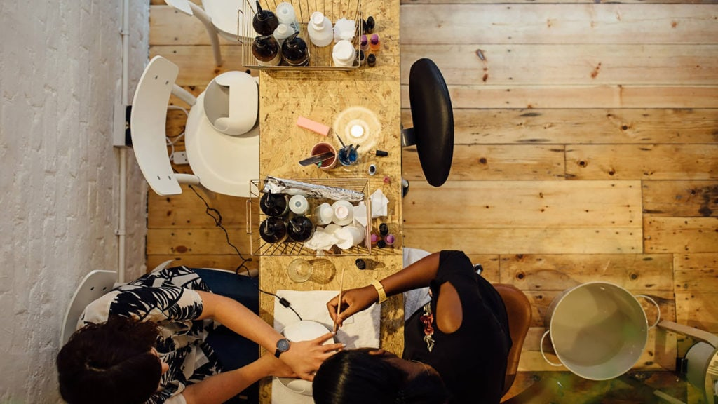 The 8 best nail salons in London to book into for a seriously stylish manicure