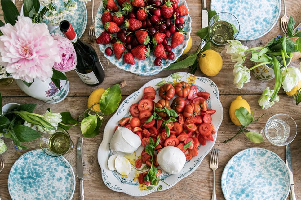 Skye McAlpine shares her ultimate tips for entertaining this summer
