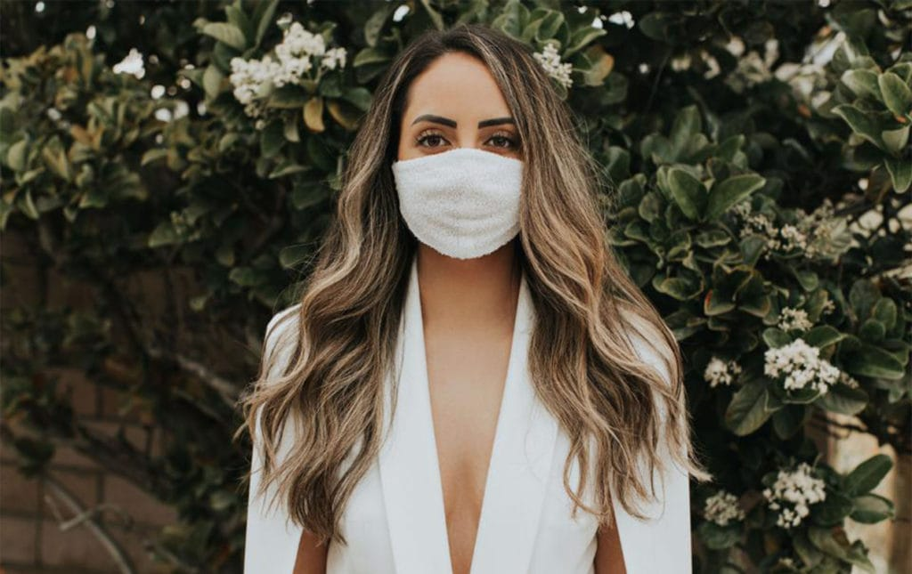 Where to buy the best fashion face masks that are giving back to charity