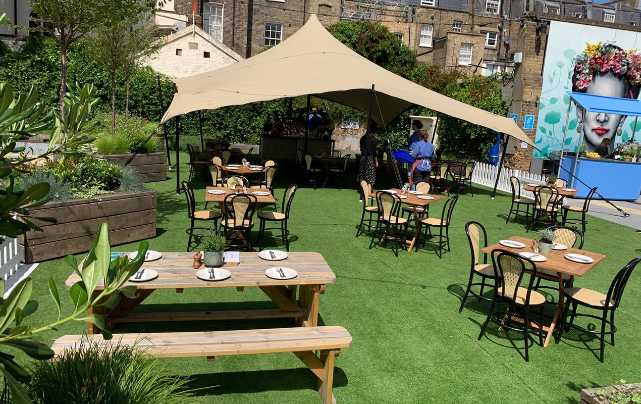 The 9 best pop-up restaurants in London not to miss this summer