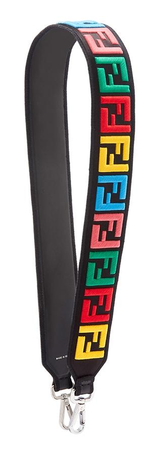 190603 Fendi MTO FF Strap Multicolour 28891