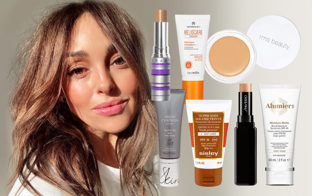 Alessandra Steinherr's best tinted SPFs and concealers to beat the heat this summer