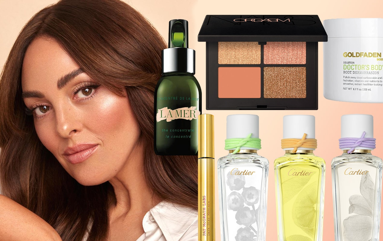 Alessandra Steinherr picks her five favourite new beauty products of the week