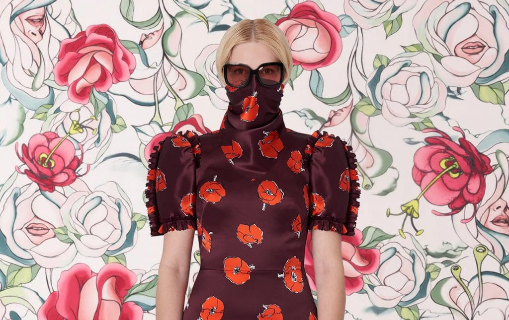 21 of the most luxurious scarves to use as face coverings