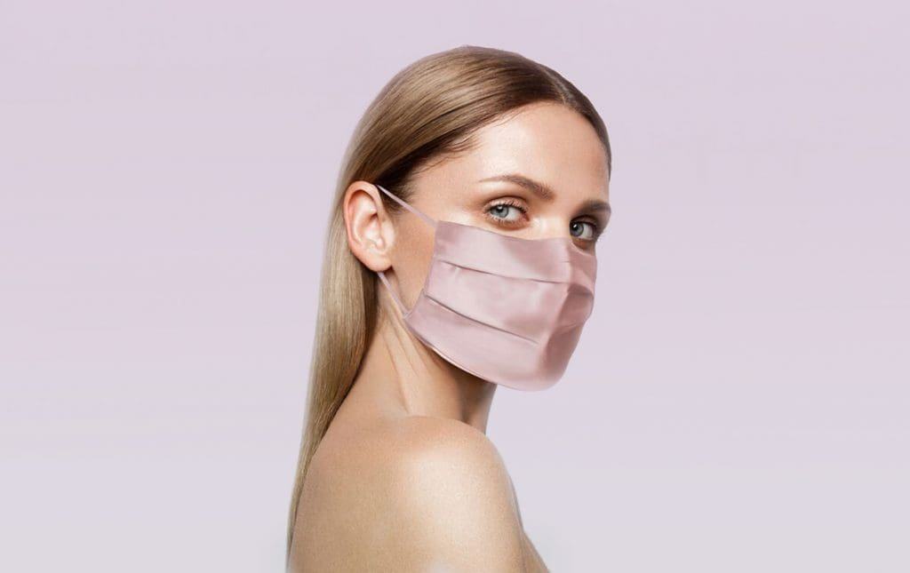 The best silk face masks for sensitive skin that will keep maskne at bay