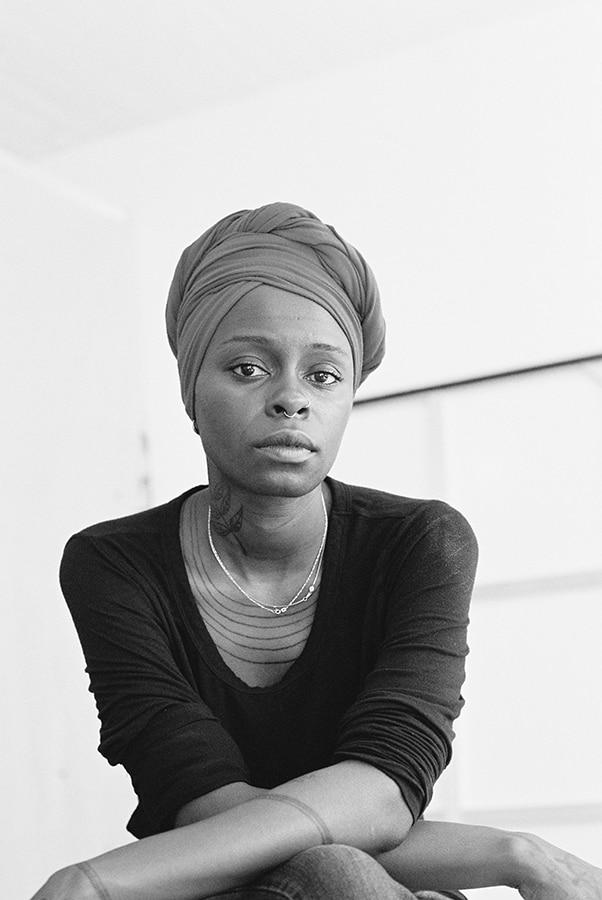 24. Portrait of Toyin Ojih Odutola Photo by Beth Wilkinson © Toyin Ojih Odutola