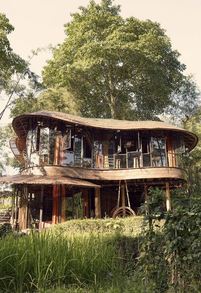 Sustainable Travel: 6 tips from eco luxury travel expert Juliet Kinsman Bambu Indah