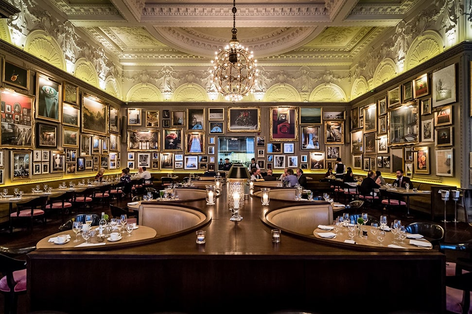 Tess Ward shares her top 8 London restaurants to visit post-lockdown