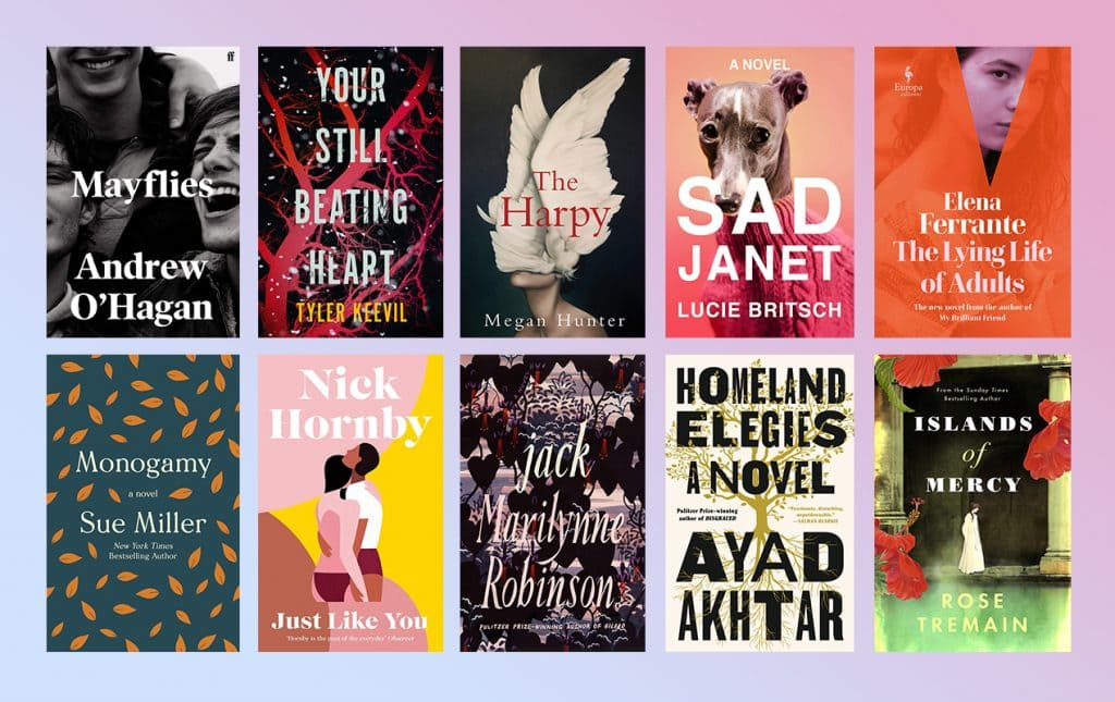 14 brilliant new books to add to your reading list this September