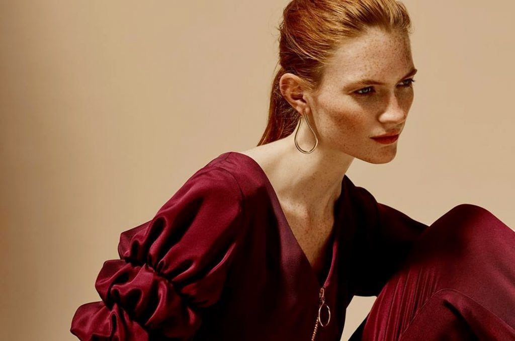 British and London made-to-order slow fashion brands leading the sustainable way Bozena