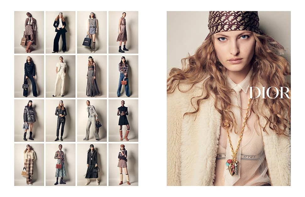 DIOR WOMEN AW20 DOUBLE PAGE 4