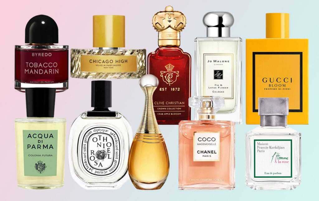 10 of the most uplifting new fragrances for Autumn