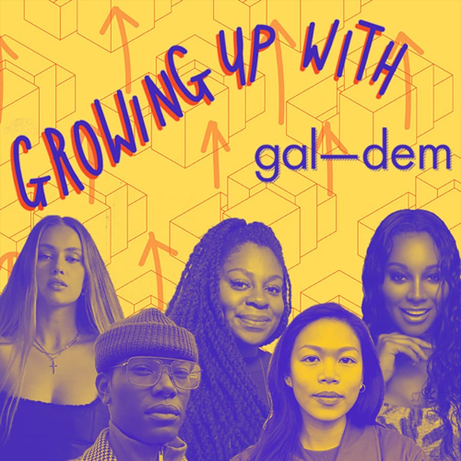 7 brilliant new podcasts to download and listen to right now Growing up with GalDam