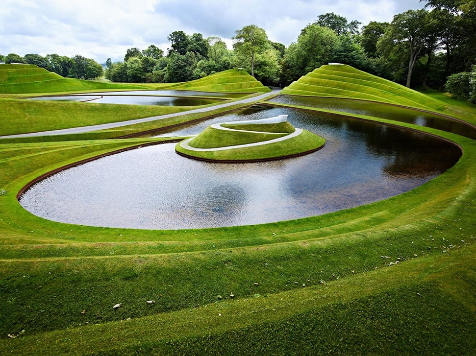 Britain's finest sculpture parks and gardens to visit this autumn