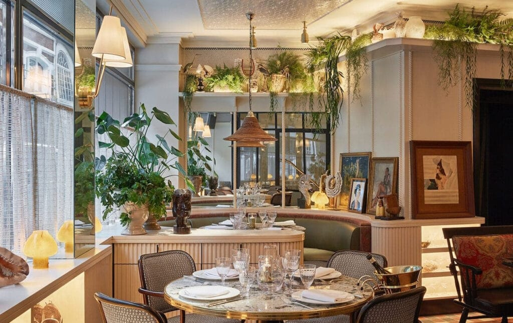 London's 10 best new restaurants to book a table at this autumn