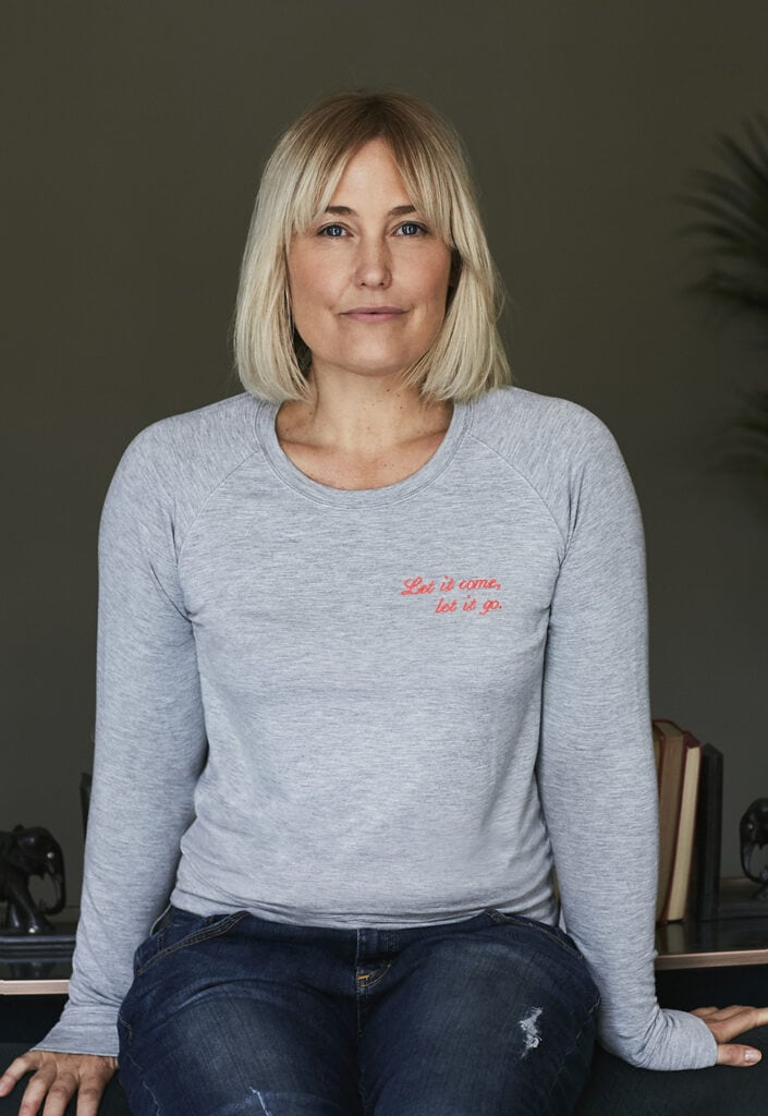 Meet Mika Simons, the woman promoting gynaecological positivity this month