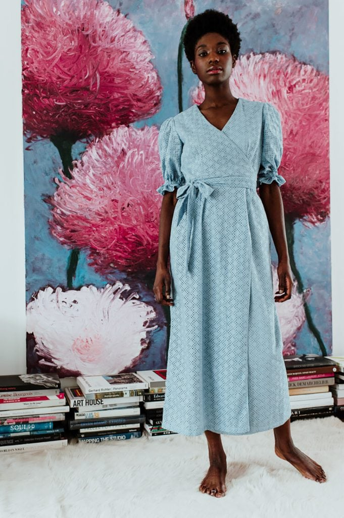 British and London made-to-order slow fashion brands leading the sustainable way birdsong ss20 feb20 rachel manns 39 edit small
