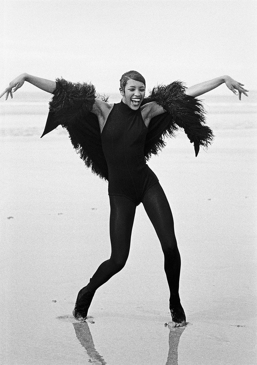Naomi Campbell: The trailblazing British supermodel on fame, fashion and friendship