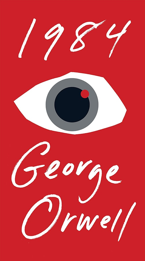 Future Fiction: The 12 dystopian books everyone should read 1984 by George Orwell