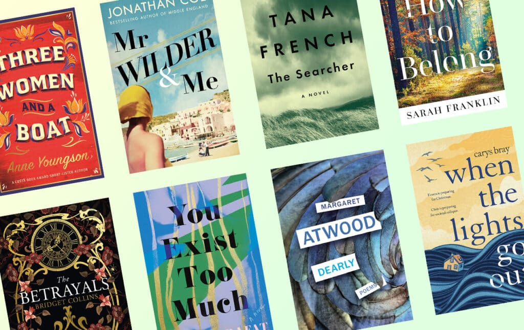 10 unmissable new book releases to read this November