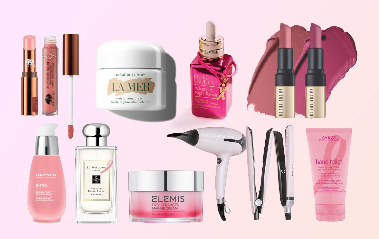 Brilliant Beauty Buys To Support Breast Cancer Awareness Month 2020