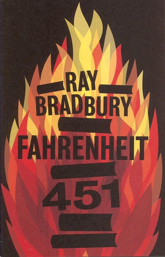 Future Fiction: The 12 dystopian books everyone should read Fahrenheit 451 by Ray Bradbury