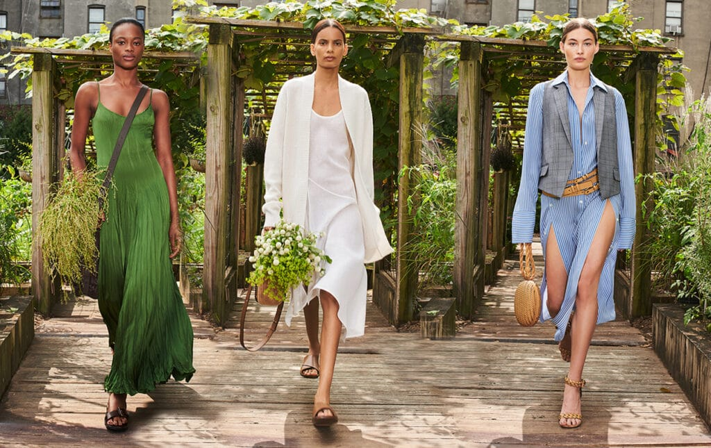 Michael Kors Collection SS21: The designer offered a digital masterclass in timeless chic