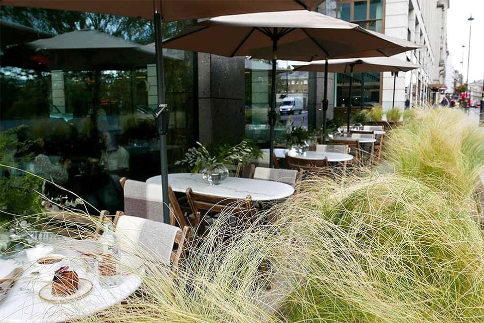 London's best outdoor restaurants and rooftops to book this winter