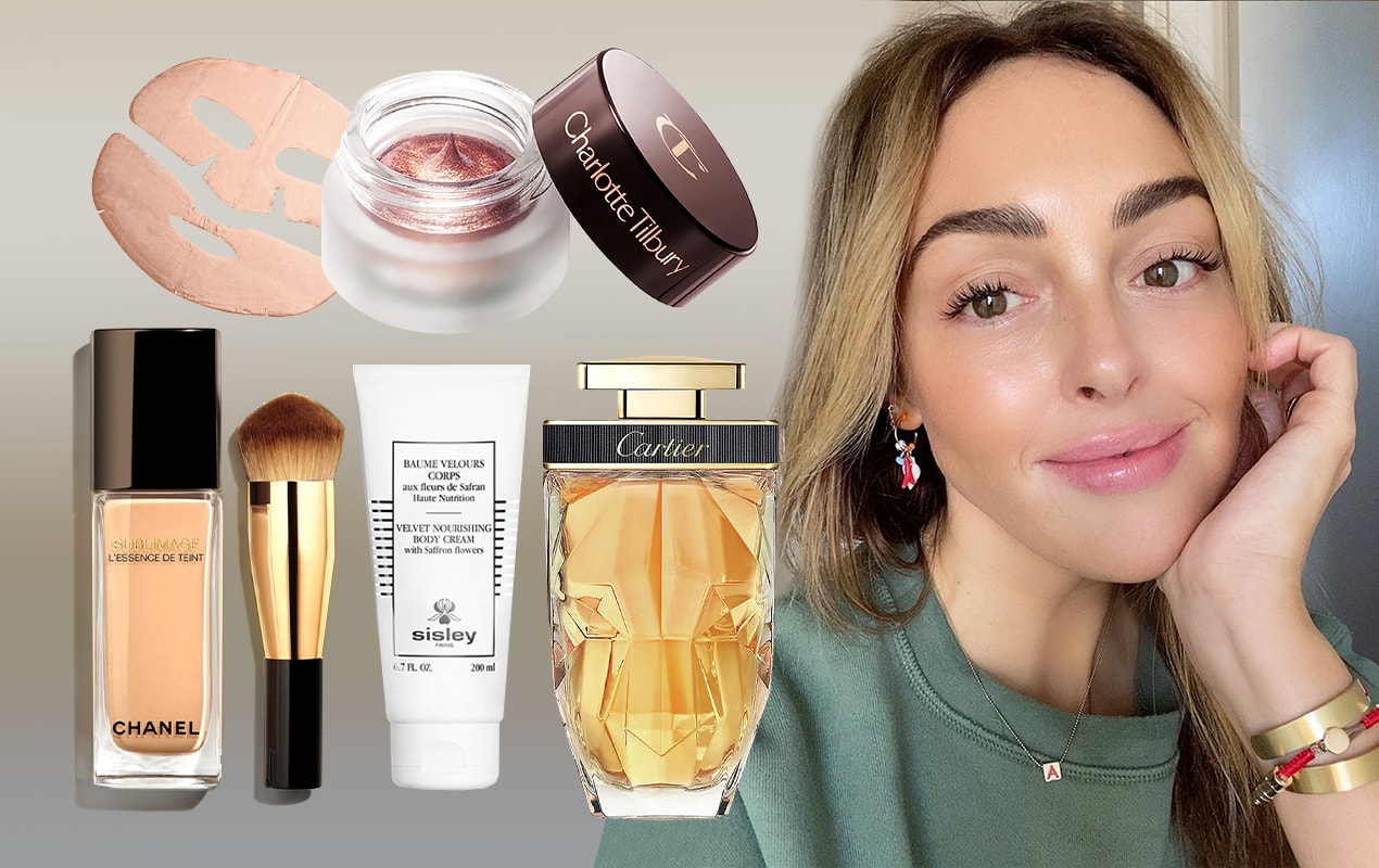 Alessandra Steinherr picks her 5 new beauty products to shop now
