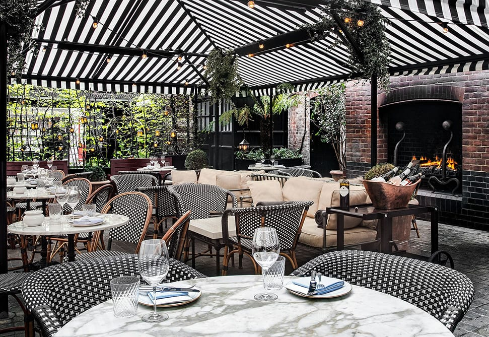 London's 21 best outdoor restaurants and terraces to book this winter