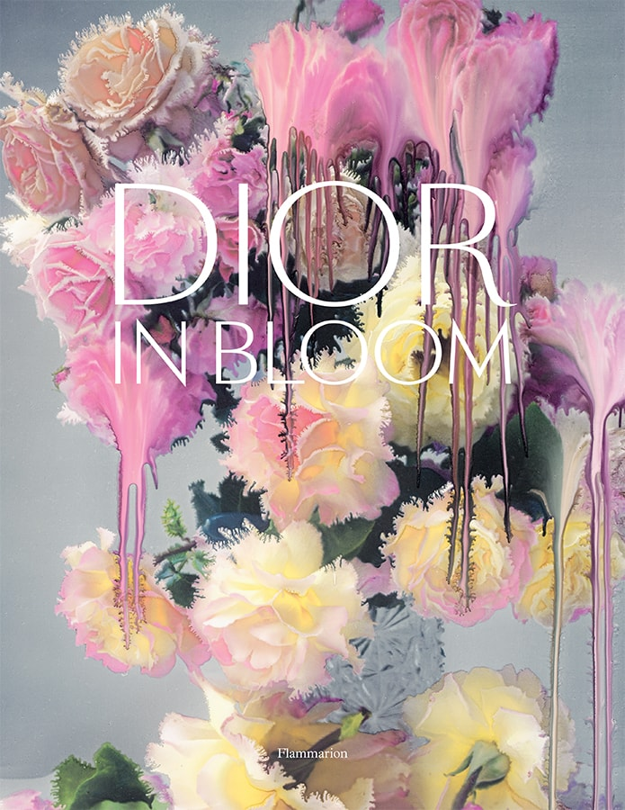An exquisite new book celebrates Christian Dior's passion for all things floral
