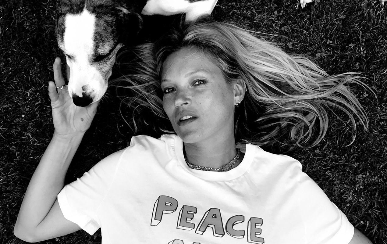 Kate Moss War Child