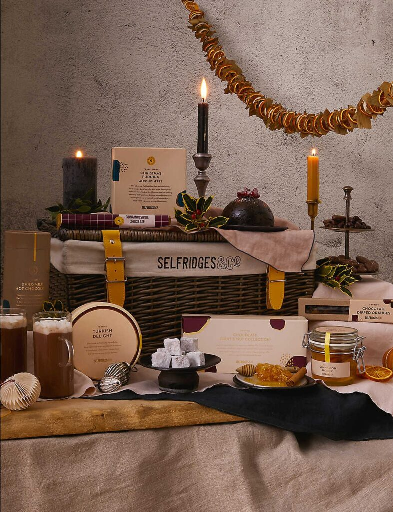 Selfridges Hamper