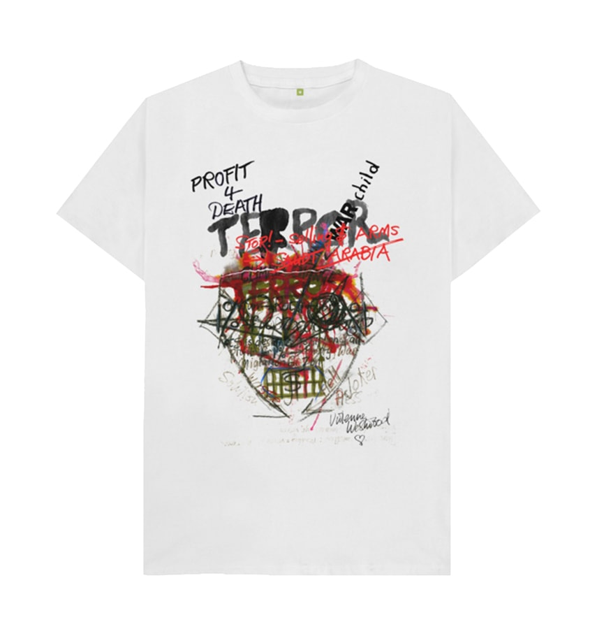 Socially conscious gift ideas to make a positive impact this Christmas Warchild Vivienne Westwood