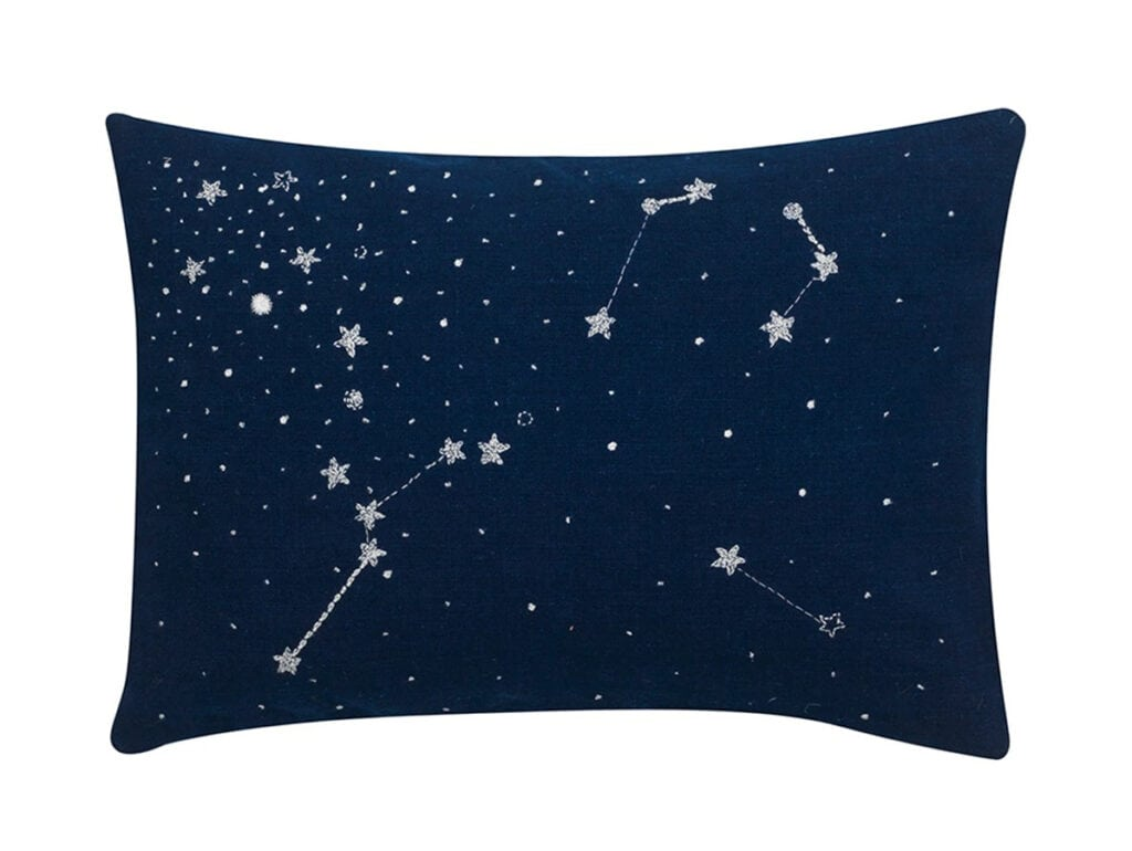 09532 CONSTELLATION BABY PILLOW