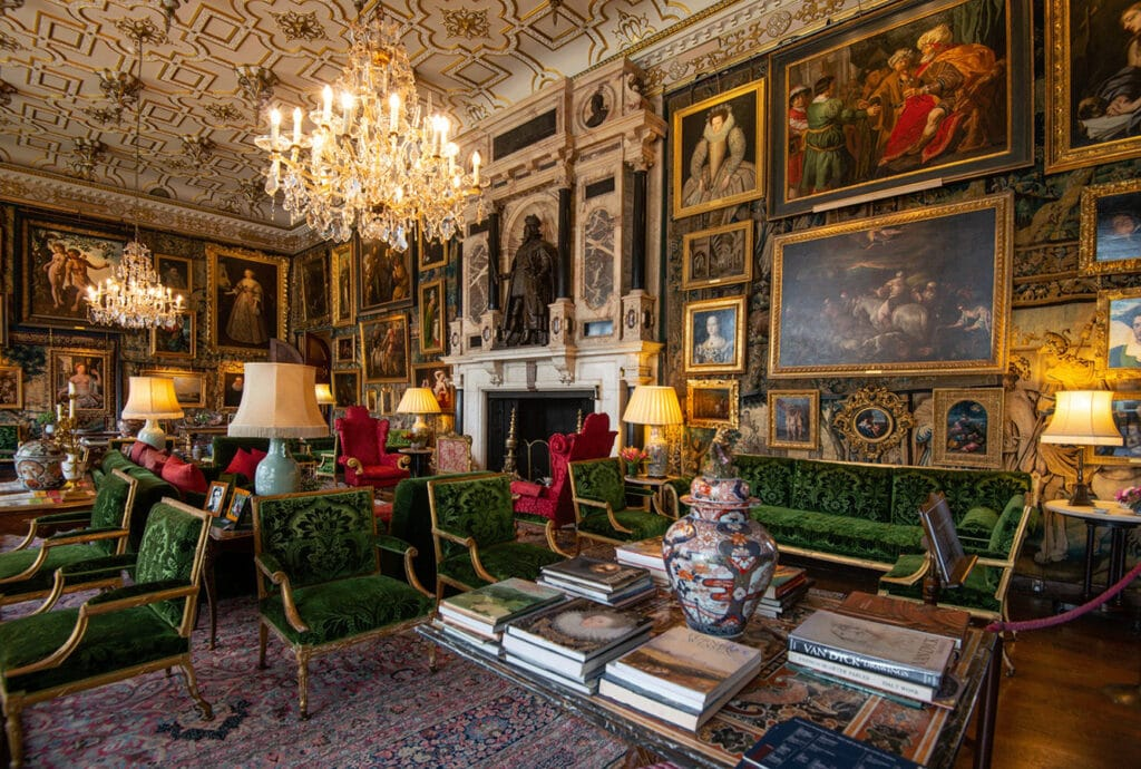 The ultimate luxury UK staycations inspired by the new Netflix series Bridgerton