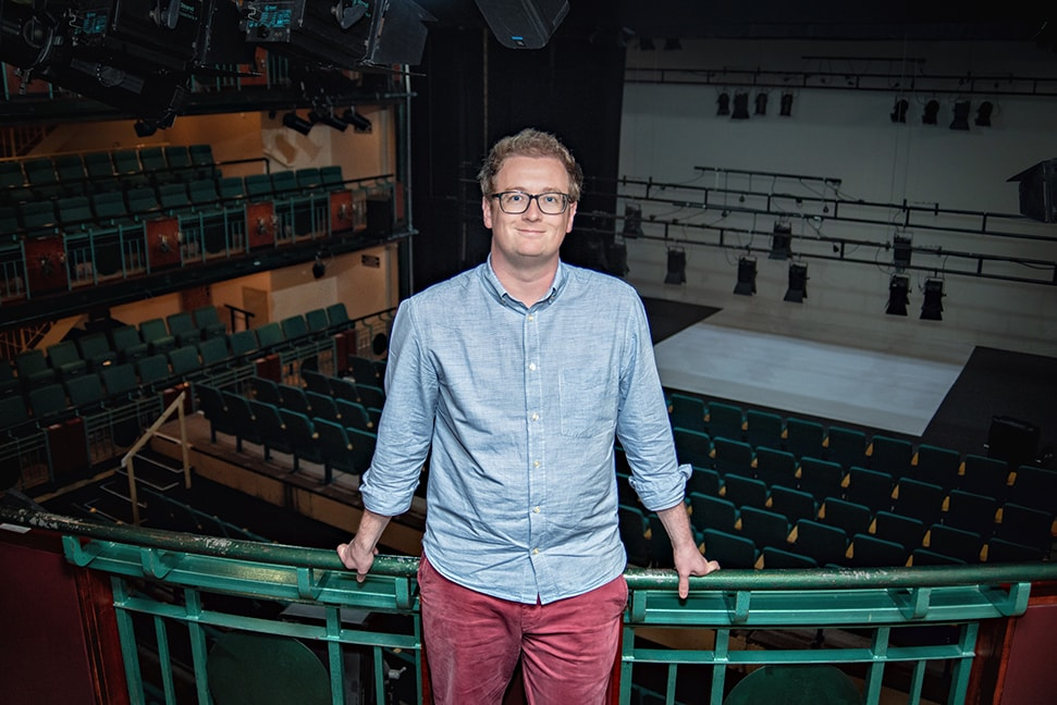 9 brilliant new theatre shows in London to book now LBT Henry Filloux Bennet 1