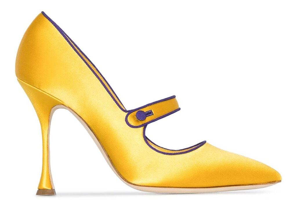 Hello sunshine: Yellow fashion buys to brighten your wardrobe (and spirits) in 2021
