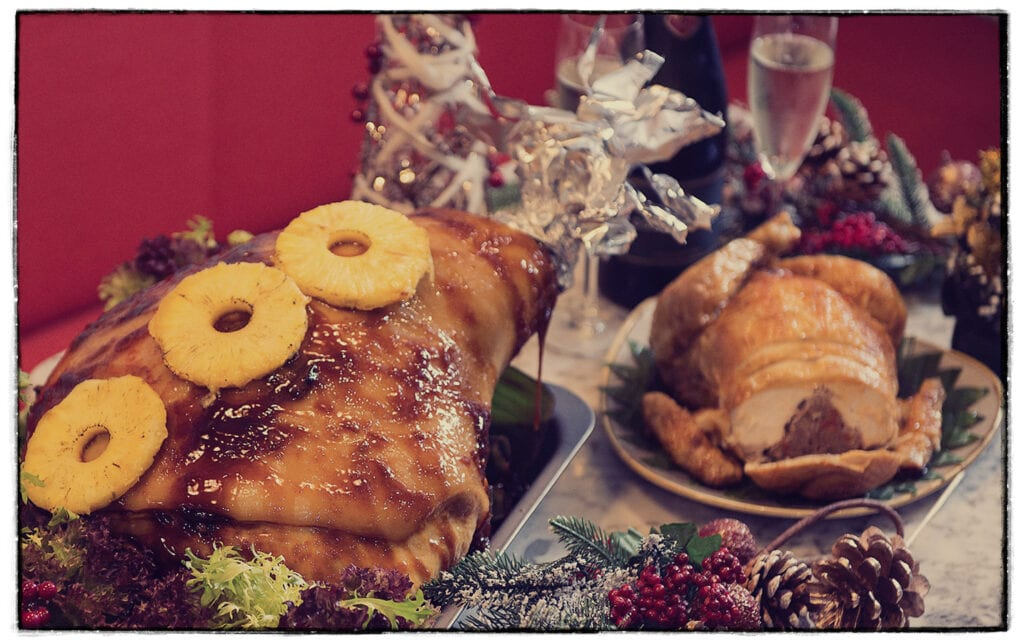 Romulo Cafe Christmas