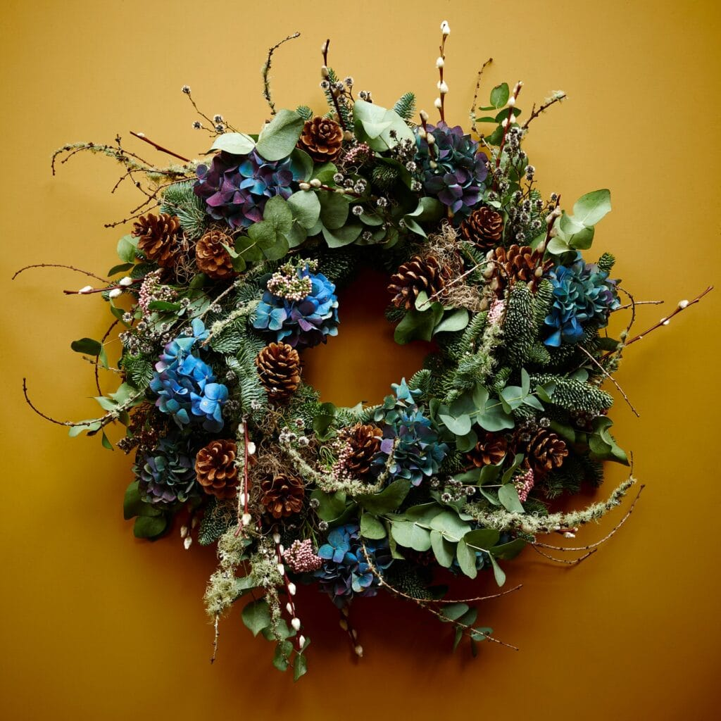 The 15 best luxury Christmas wreaths to welcome the festive season