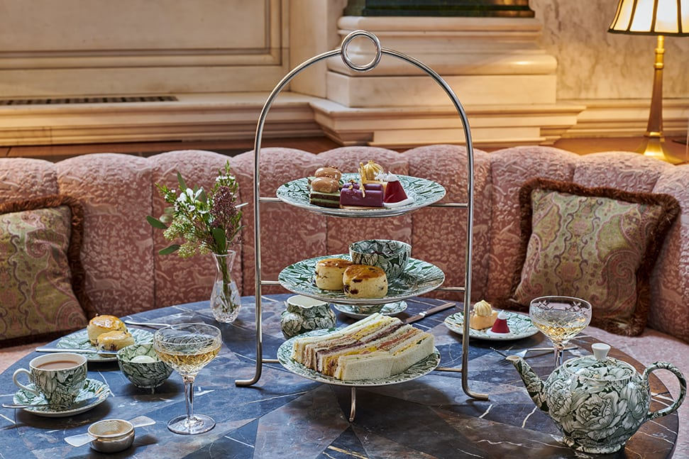 The most festive afternoon teas in London to get you in the mood