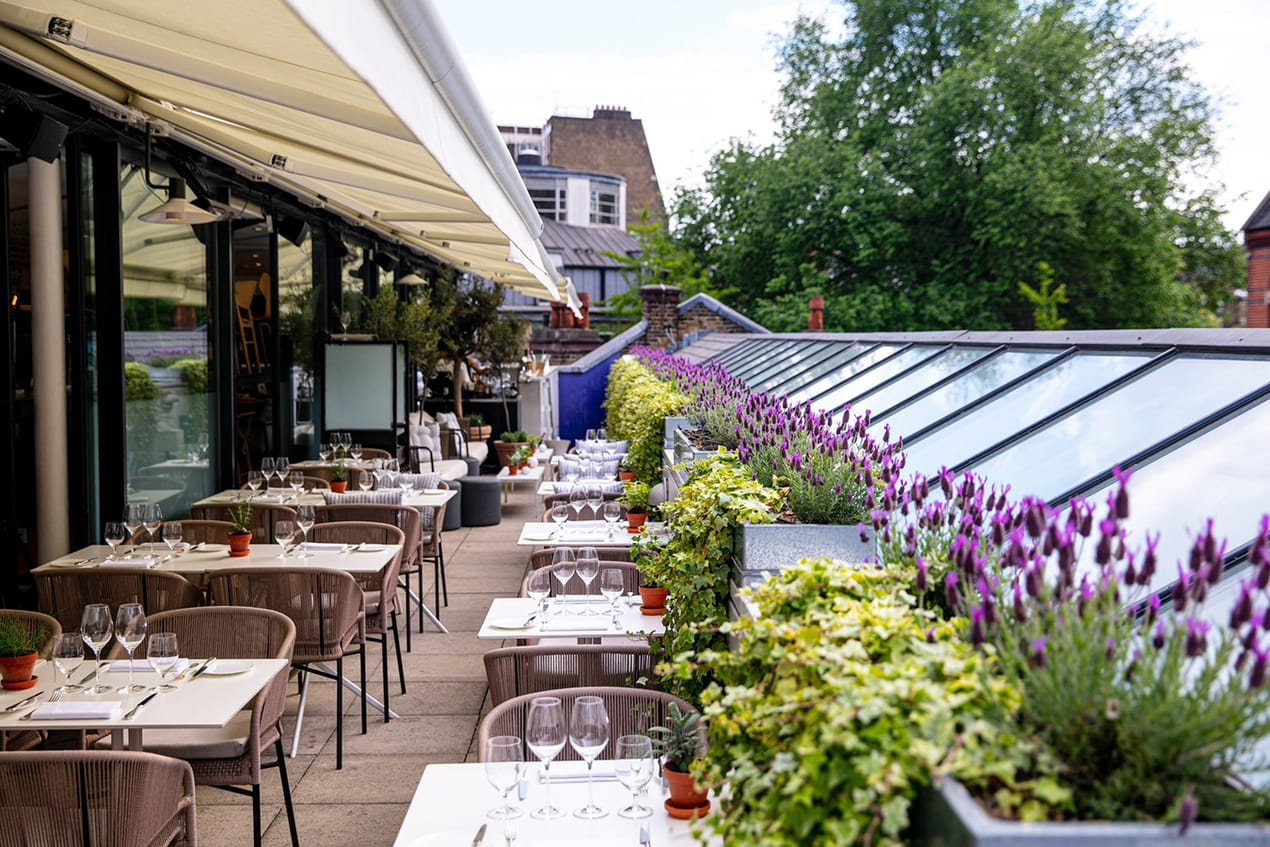 London's 17 best outdoor restaurants and terraces for alfresco dining this spring